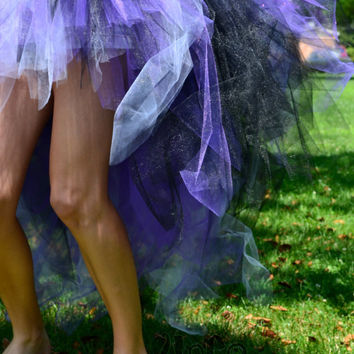 Whimsical High - Low Adult Poof TuTu - Tulle