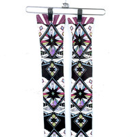 Kaleidoscope Thigh Highs
