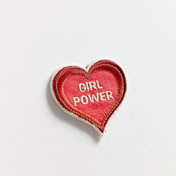 Patch Ya Later Girl Power Patch - Urban Outfitters