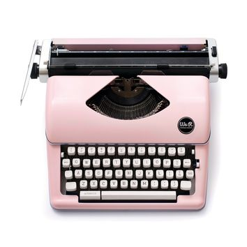 We R Memory Keepers® Typecast Typewriter, Pink