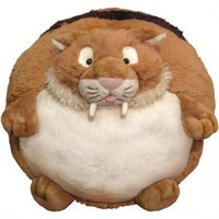 Large Squishable Sabertooth Tiger