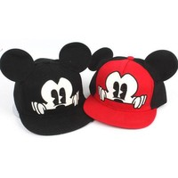 Choice of Mickey Hats. Adjustable Mesh Back Baseball Cap