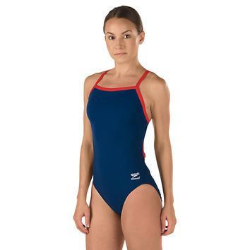 Solid Flyback Training Suit - Speedo Endurance+ | Speedo USA