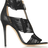 Jimmy Choo - Leather sandals