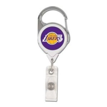 Los Angeles Lakers Retractable Premium Badge Holder