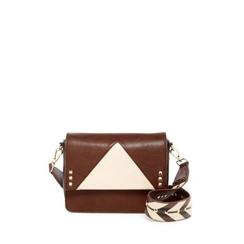 Steve Madden Women's Scout Faux Leather Crossbody