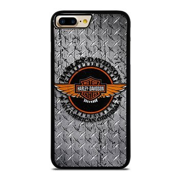 HARLEY DAVIDSON MOTOR iPhone 4/4S 5/5S/SE 5C 6/6S 7 8 Plus X Case