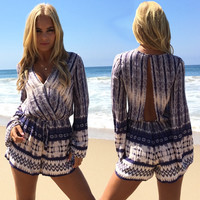 Strong Foundation Romper