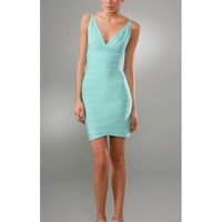 Herve Leger signatured essentials cocktail bandage dress - $324.00