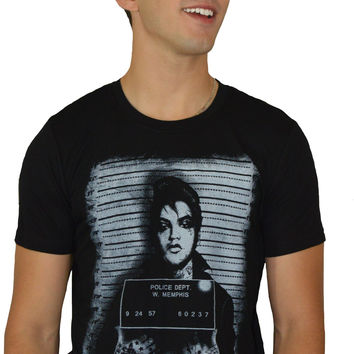 Elvis Punk Rock Tee