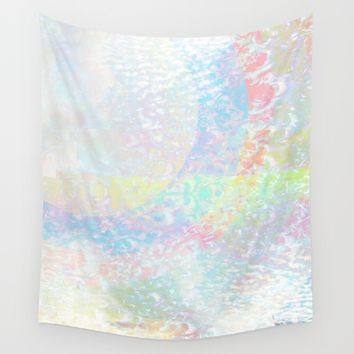 The Grey Area Wall Tapestry by Ben Geiger
