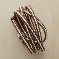 SILVERSTREAM BRACELET         -                  Wrap & Multi-Strand         -                  Bracelets         -                  Jewelry                       | Robert Redford's Sundance Catalog