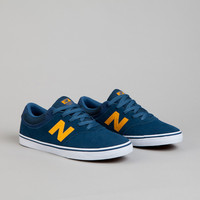 New Balance Numeric Quincy 254 Estate Blue / Gold Yellow