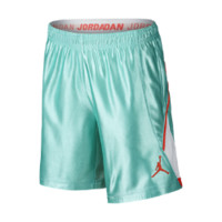 Jordan Color-Blocked Girls' Basketball Shorts, by Nike