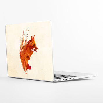 Plattensee Fox Laptop Skin