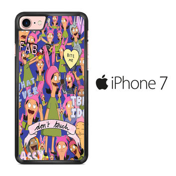 Louise Belcher iPhone 7 Case