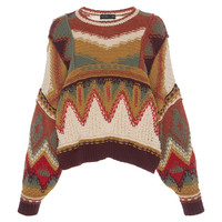 Vega Multicolored Sweater | Moda Operandi