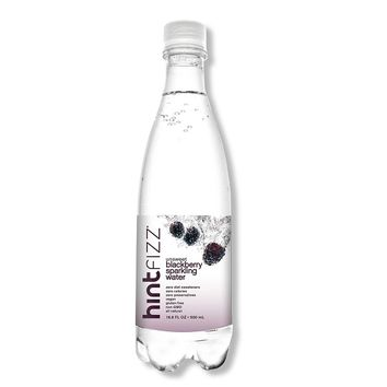 Hint Fizz Sparkling Blackberry Essence Water 16oz Bottles - Case of 12