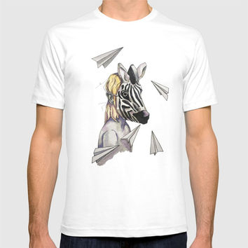 ease of dreams T-shirt by Viktoriia Zabizhko