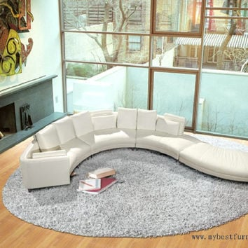 Nice Luxury Villa Sofa Set Top leaher Settee flow water design Sofa Set Hot Sale Models for Living Room House Furniture Sofa