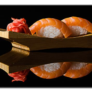 Sushi On A Plate 2 - 1 panel L
