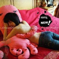Wholesale Octopus pillow Valentine's Day gift - DinoDirect.com