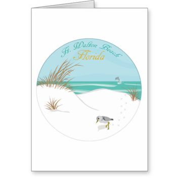 Ft. Walton Beach (Florida) Greeting Card