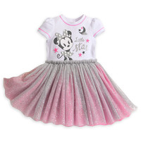 Disney Store Minnie Mouse Tutu Dress Set for Baby Girl - 18-24M