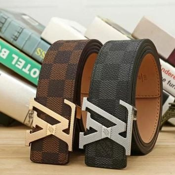 fashion men big buckle belts High quality belts designer genuine leather belt for men/women belts free shipping