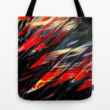 Blade runner Tote Bag by HappyMelvin Graphicus