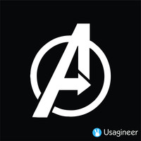 Avengers A Comics Decal Sticker