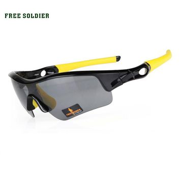outdoor hiking camping driving cycling eyewear glasses sport cycling sunglasses men polarized
