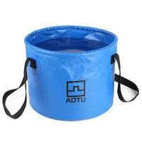 12L Portable Collapsible Water Bucket / Container