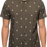 Loser Machine The Finger Button Up Shirt