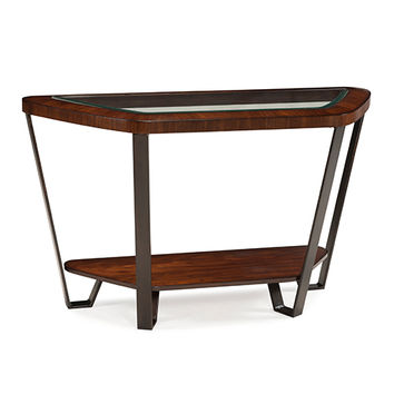Magnussen Home T1926-95 Quasar Walnut Sofa Table