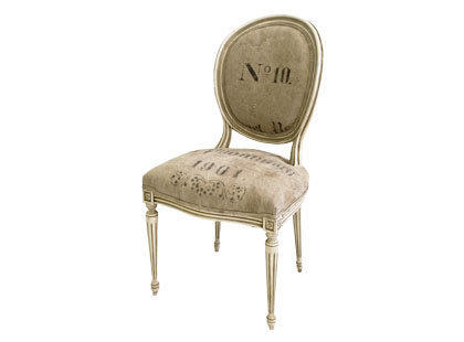 VINTAGE FRENCH CHAIR | seating | FLEA | Jayson Home  Garden