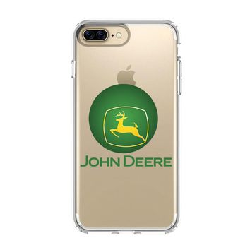 JOHN DEERE 1 iPhone and Samsung Galaxy Clear Case