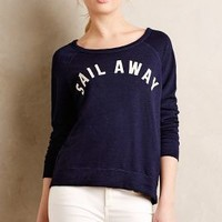 Sail Away Pullover by Sundry Navy