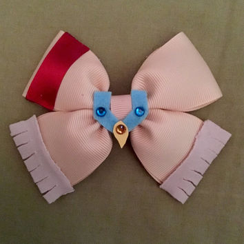 Pocahontas Character Inspired Disney Princess Hair Bow