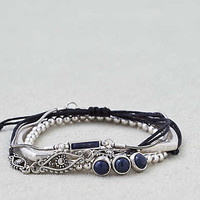 AEO Evil Eye Arm Party Bracelets , Silver
