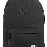 The Heritage Weather Pack Backpack in Black