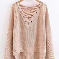 Carmen Lace Sweater