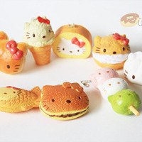 Re-ment Hello Kitty Sweets Petit Pastries Squishy from Uber Tiny