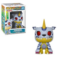 Gabumon Funko Pop! Animation Digimon