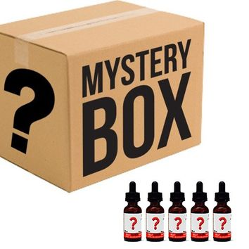 Mystery Assortment 5-Pack of E-Juice