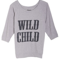 dELiAs > Wild Child Tee > clothes > graphic tees > other
