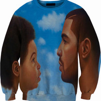 Drake Nothing Was The Same Sweater Hoodie Crew Neck Sweat Shirt Clothing