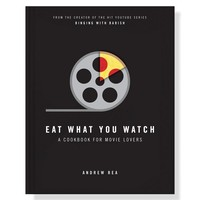 'Eat What You Watch' Book