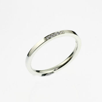 Shop Unique Modern Diamond Rings on Wanelo
