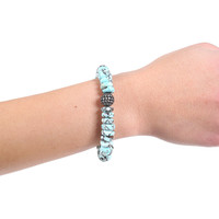 Betsy Pittard Designs Mosaic Bracelet - Turquoise